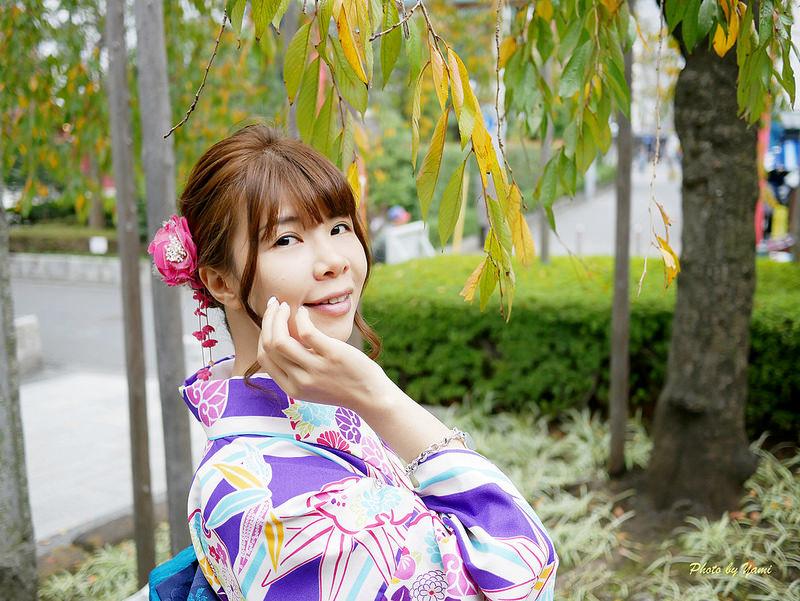 日本和服體驗東京淺草愛和服日本東京和服P1140712