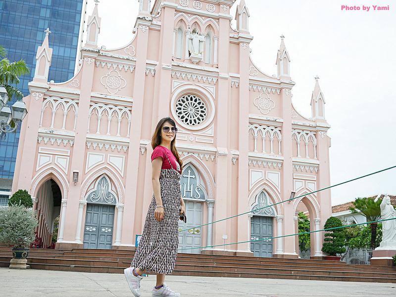 峴港粉紅大教堂P1060182