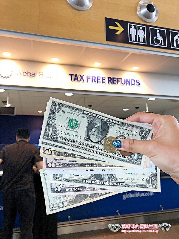 瑞典機場退稅流程IMG_3235