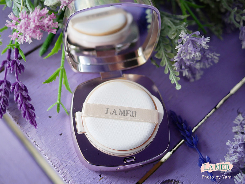 LA MER海洋拉娜氣墊粉餅P1120610