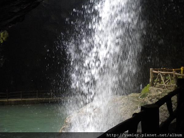 通靈峽谷9級瀑布5