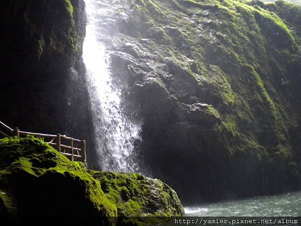 通靈峽谷9級瀑布3