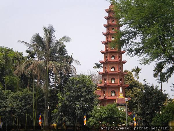 鎮國寺寶塔