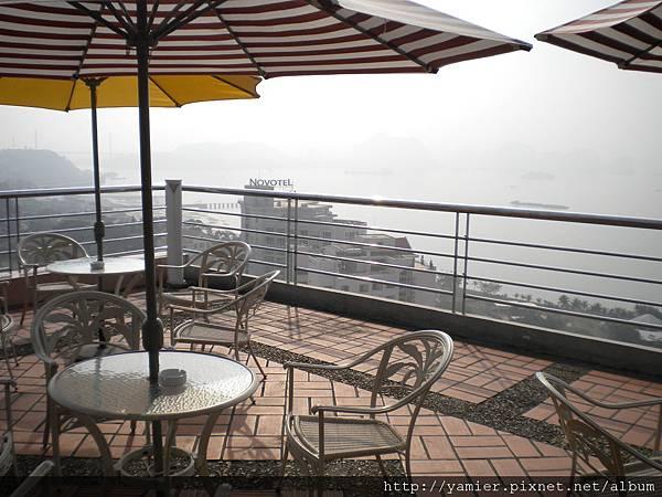 14樓酒店外視野