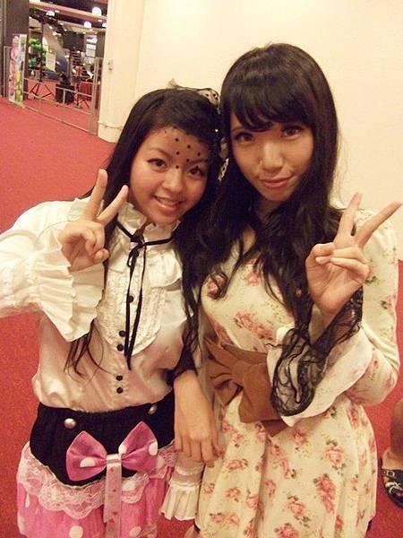 me and惠婷