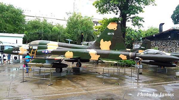 胡志明市戰爭紀念館2