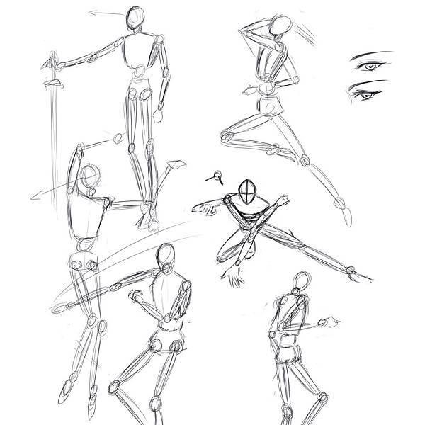 肢體練習3