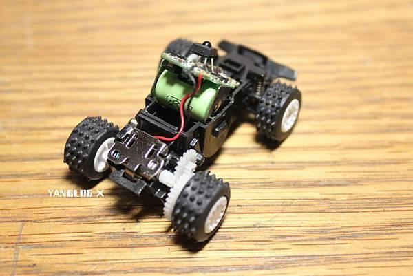 Tomy Q-Steer Tamiya Micro Buggy