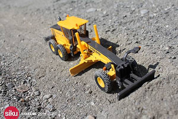 Siku Construction Vehicles