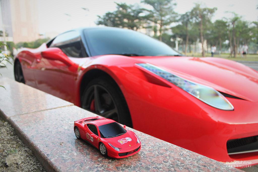 Ferrari & Maserati 3rd Rally Taiwan