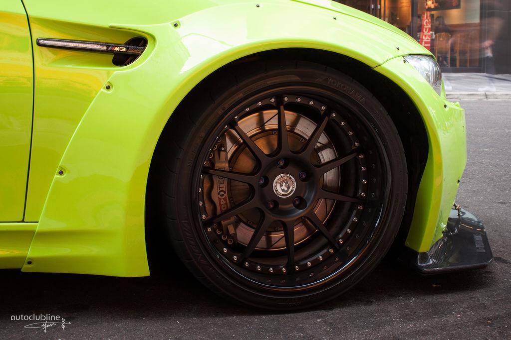 BMW E92 M3 LB Performance Widebody