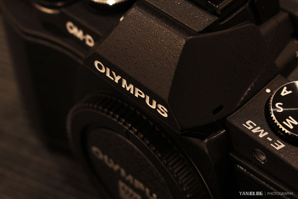 Olympus OM-D E-M5 12-40mm