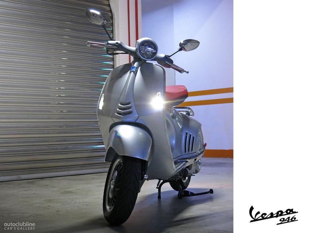 Vespa 946 Bellissima