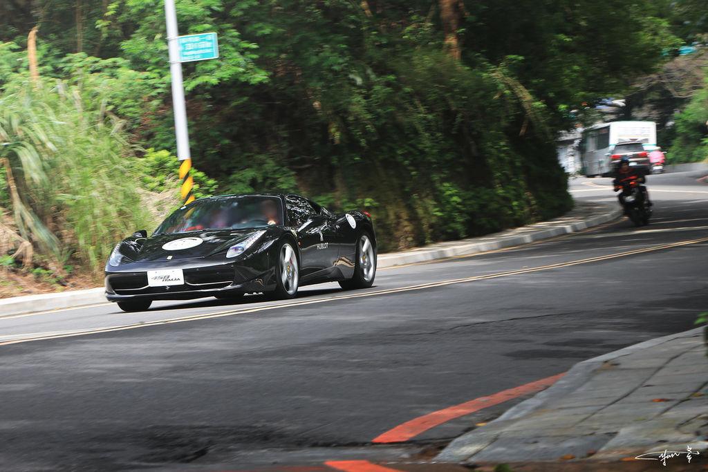 Ferrari Rally Taiwan 2015