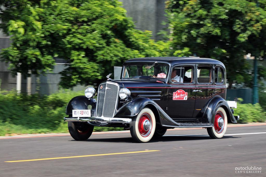 Viva Retro 2018 - Chevrolet Master 1934