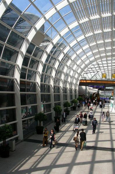 香港機場之三