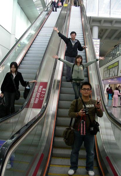 香港機場之五