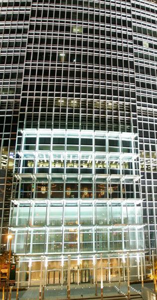 IFC大樓外觀