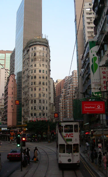 叮叮車看香港之一