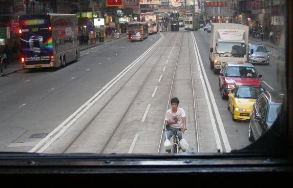 叮叮車看香港之二