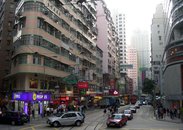 叮叮車看香港之七