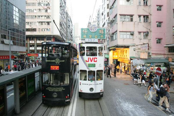 叮叮車看香港之十