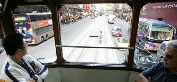 叮叮車看香港之十一