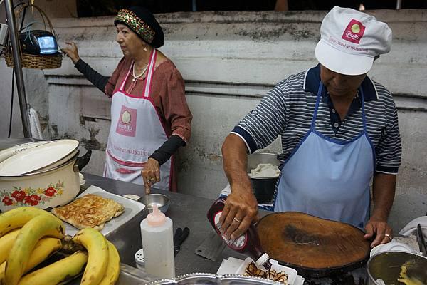 香蕉蛋餅- (2)