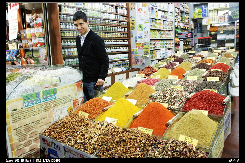 伊斯坦堡香料市場_09.JPG