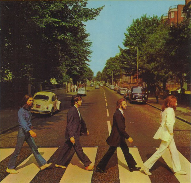 {Abbey Road} cover.bmp