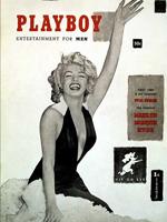 1953年12月號PLAYBOY
