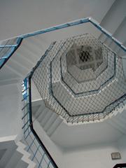 慈恩塔內旋梯