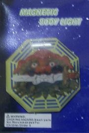 劍獅紀念徽章