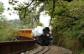 老蒸汽火車
