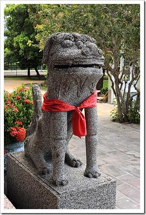 碧蓮寺狛犬