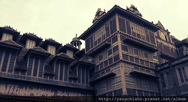 印度-博物館
