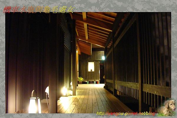 天童溫泉飯店 一樂 入口走道.jpg