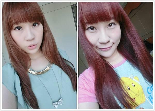 【流行】美髮系列女孩變心時刻夏日橘紅新色 *  台中西屯 VS Hair