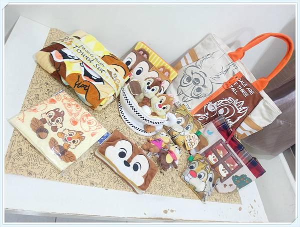 【流行】買那麼多老鼠幹嘛?!我就是超喜翻 * 東京迪士尼樂園 & Disney store連線再現奇奇蒂蒂我全包