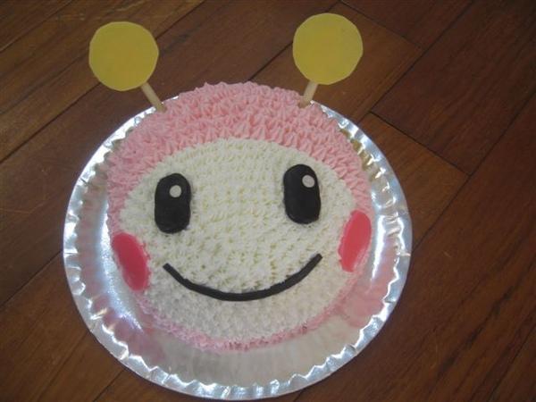 momo造型蛋糕