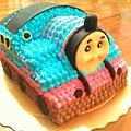 立體湯馬士造型蛋糕