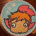 波妞造型蛋糕