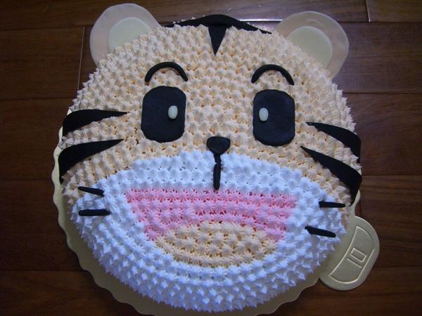 巧虎造型蛋糕