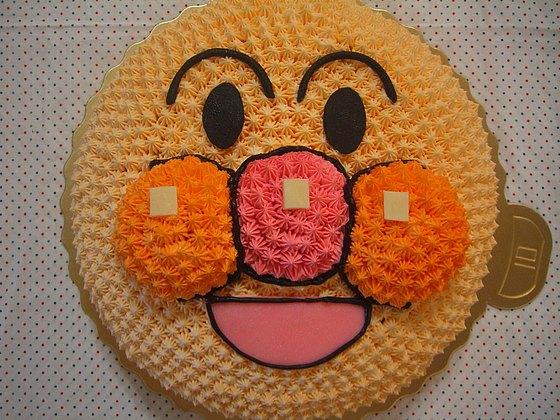 麵包超人造型蛋糕
