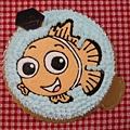Nemo造型蛋糕