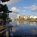 安平支所旁運河