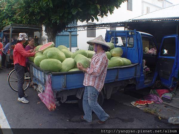 好吃的玉里西瓜