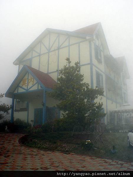 霧中的莫內