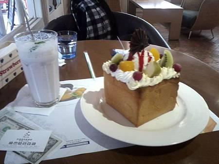 南屯區 胖達咖啡輕食館 2