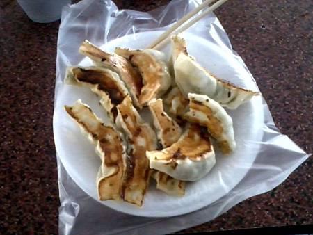 東區 富台煎餃 2